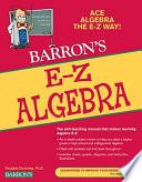 E Z Algebra