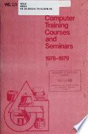 Computer Training Courses And Seminars