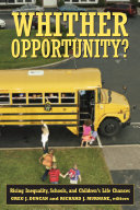 Whither Opportunity