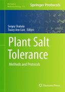 Plant Salt Tolerance