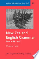 New Zealand English Grammar, Fact Or Fiction?