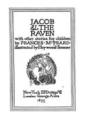 Jacob The Raven With Other Stories For Children