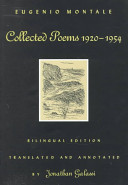 Collected Poems  1920 1954