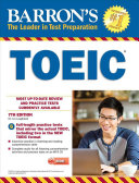 Barron s TOEIC with MP3 CD  7th Edition