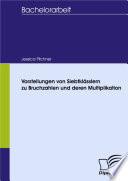 Vorstellungen von Siebtkl  sslern zu Bruchzahlen und deren Multiplikation