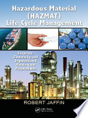 Hazardous Material  HAZMAT  Life Cycle Management