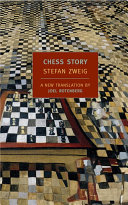 Chess Story : austrian master stefan zweig's final achievement,...