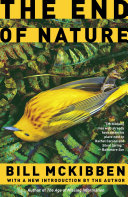 The End of Nature Book