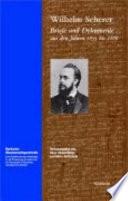 Briefe und Dokumente aus den Jahren 1853 bis 1886