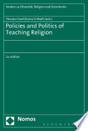 Policies and Politics of Teaching Religion