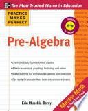 Practice Makes Perfect Pre Algebra