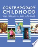 Contemporary Childhood