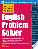 Practice Makes Perfect English Problem Solver Ebook