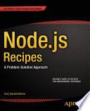 Node js Recipes