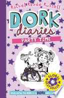 Dork Diaries Party Time book