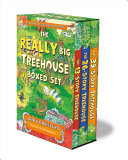 The Really Big Treehouse Boxed Set