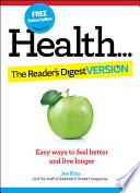 Health  The Reader s Digest Version