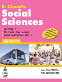 S. CHAND'S SOCIAL SCIENCES FOR CLASS 6 Book