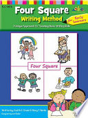 Four Square  Writing Method for Early Learner
