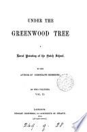 Under the greenwood tree  by the author of  Desperate remedies