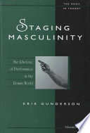 Staging Masculinity