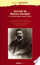 Journal de Nathan Davidoff
