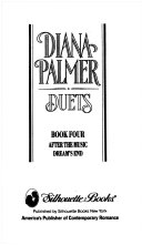 Diana Palmer Duets Book