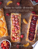 Farm To Table Desserts