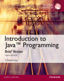 Intro To Java Programming Brief Version Global Edition