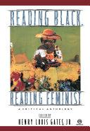 Reading Black Reading Feminist book