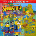 The Simpsons 2011 Mini Calendar