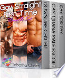 Gay Straight First Time Bundle Set  Gay Straight mm Erotica