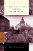 The Best Short Stories of Dostoyevsky