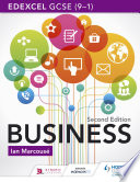Edexcel GCSE  9 1  Business  Second Edition