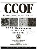 CCOF Membership Directory