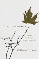 Poetic Theology