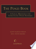 The Ponzi Book  A Legal Resource for Unraveling Ponzi Schemes