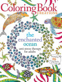 Coloring Book Creations  Enchanted Oceans