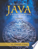 Introduction To Java Programming Comprehensive Version