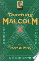 Teaching Malcolm X