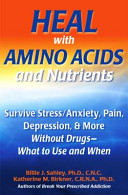 Heal with Amino Acids and Nutrients