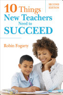 download ebook ten things new teachers need to succeed pdf epub