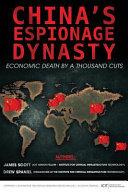 China s Espionage Dynasty
