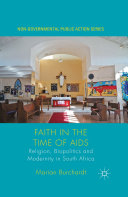 Faith in the Time of AIDS Book
