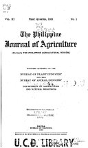 The Philippine Journal of Plant Industry