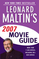 Leonard Maltin s Movie Guide 2008