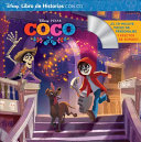 Coco Read Along Storybook and CD  Spanish edition
