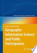 Geographic Information Science and Public Participation