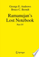 Ramanujan S Lost Notebook book