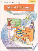 Alfred s Basic All in One Course  Book 3